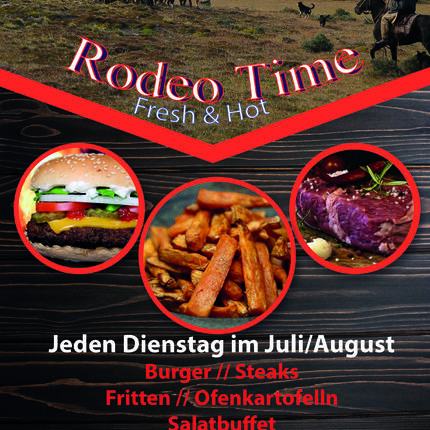 Rodeo-Time